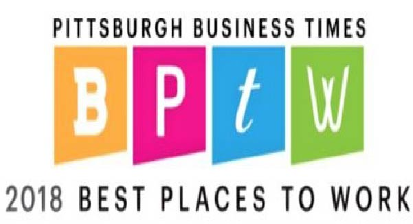 "solutions4networks named Pittsburgh's ""Best Place to Work"" by the Pittsburgh Business Times for 2018"